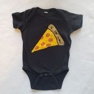Boutique   Pizza slice onsie